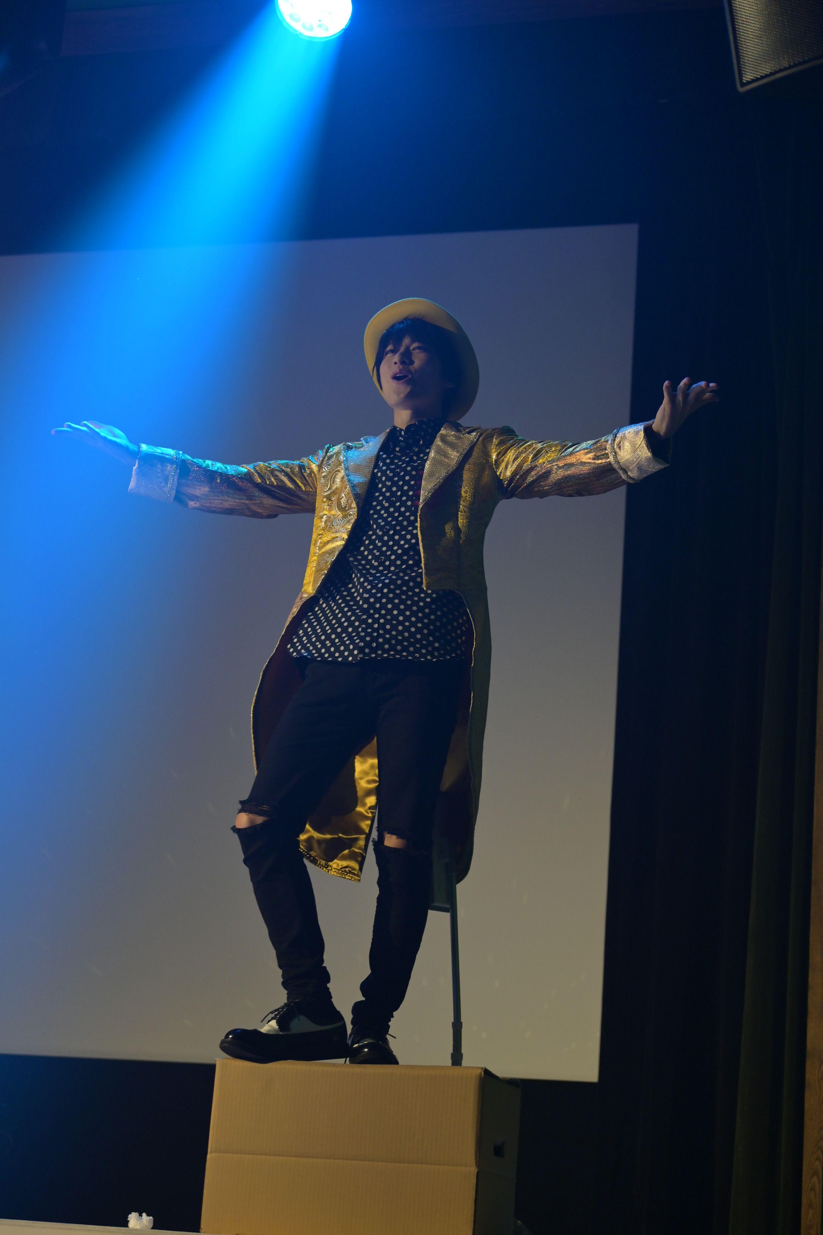 生配信ならではのエンタメ芝居に挑戦 小澤廉×川本 成「ひとりしばい」レポ イメージ画像