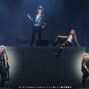 『あんさんぶるスターズ!エクストラ・ステージ』~Destruction × Road~テレビ初放送が決定 イメージ画像