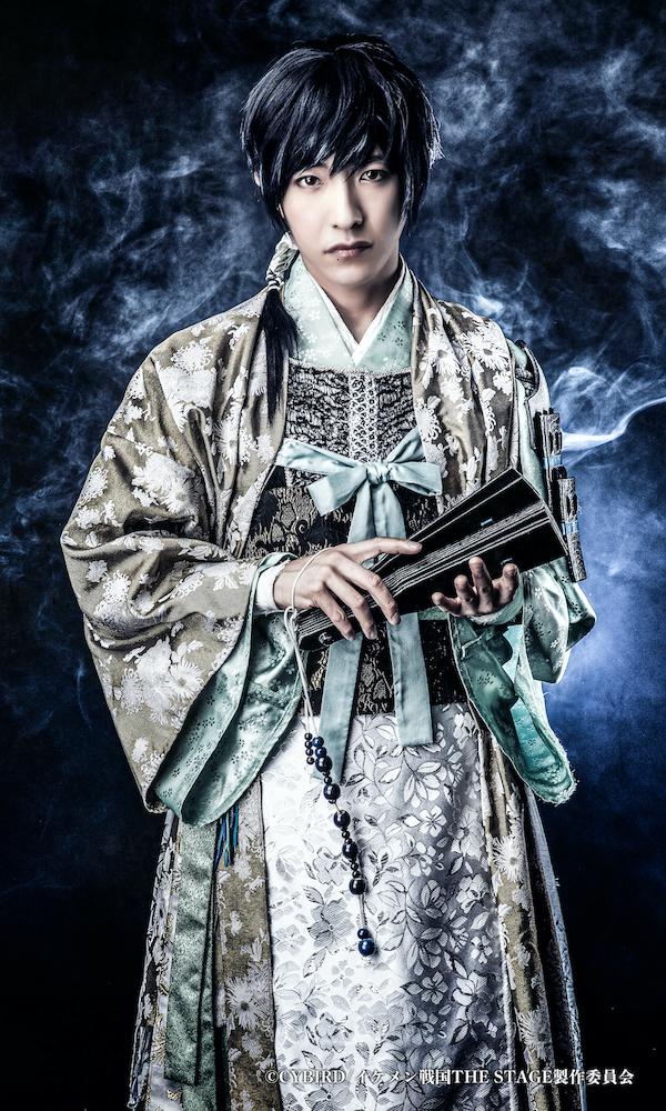 「イケメン戦国THE STAGE 〜明智光秀編〜」 キャストメインビジュアル&PVが公開 イメージ画像