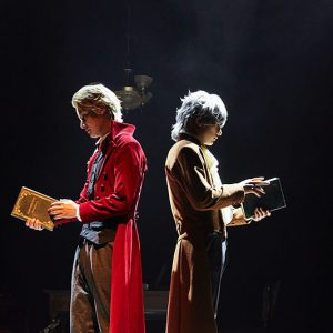 高崎翔太、橋本祥平のふたり芝居で挑む舞台「GRIMM」が開幕 出演者コメントが到着 イメージ画像