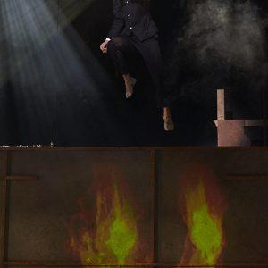 牧島輝「本番ができたことは本当に奇跡」 舞台「炎炎ノ消防隊」キャストコメントが到着 イメージ画像