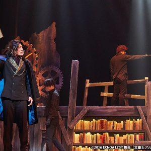 舞台「文豪とアルケミスト」第3弾 ゲネプロレポート&キャストコメントが到着 イメージ画像