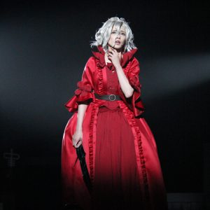 血の女王は月夜の荘園で占い師に出会う…  第五舞台『Identity V STAGE』Episode3開幕 イメージ画像