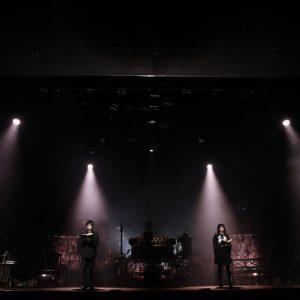 末満健一が手掛けるShared TRUMP シリーズ第一弾、音楽朗読劇『黒世界』が開幕 イメージ画像