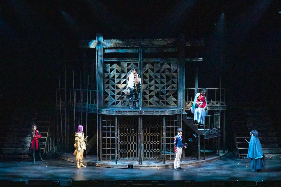ミュージカル『刀剣乱舞』 〜幕末天狼傳〜 のゲネプロ写真公開 2020年11月末まで上演 イメージ画像