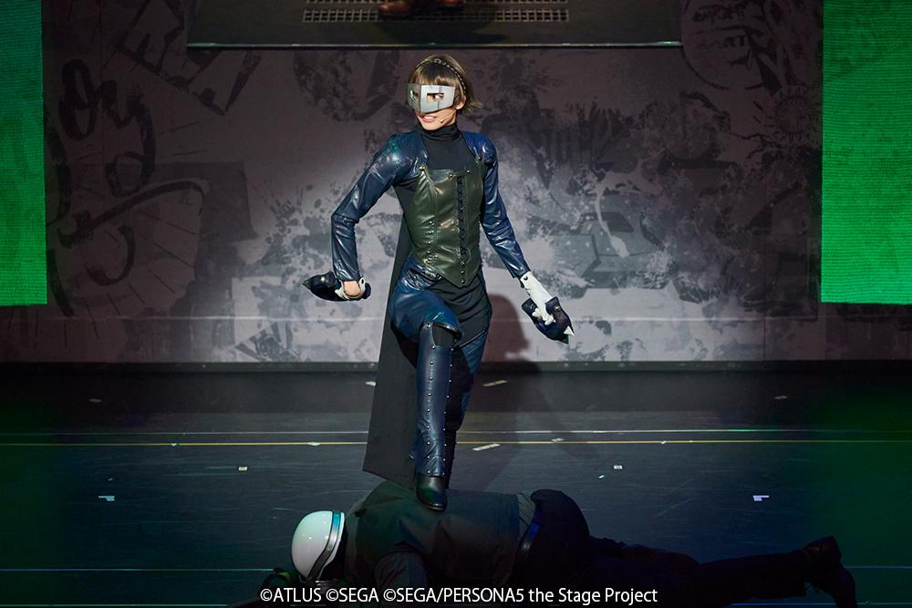 猪野広樹「間違いなくパワーアップ」 舞台「ペルソナ5」第2弾キャストコメント&公演写真が到着 イメージ画像