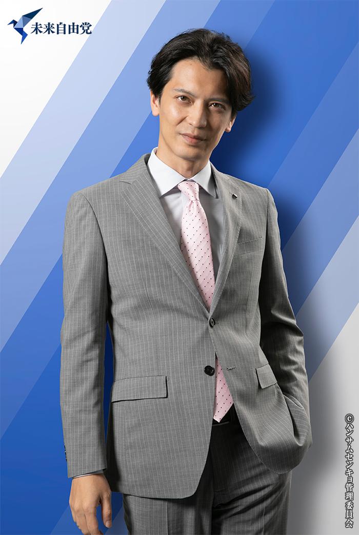ドラマ『ハンサムセンキョ』 武子直輝、一ノ瀬竜らキャスト15名からコメント到着 イメージ画像