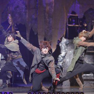 佐奈宏紀「とんでもない作品が出来上がった」  舞台「銀牙 -流れ星 銀-」〜牙城決戦編〜開幕 イメージ画像