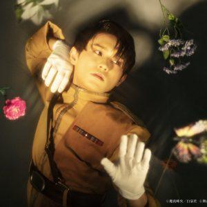 舞台「パタリロ!」メインビジュアル公開 キャラクター14人のソロビジュアルも イメージ画像