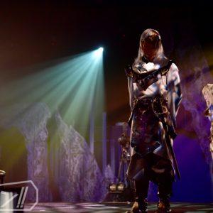 【ゲネプロレポ】映像でも生の空気を伝えたいーー『舞台版 誰ガ為のアルケミスト』~宛名ノナイ光~開幕 イメージ画像