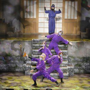ミュージカル「忍たま乱太郎」第11弾が明日開幕 キャストコメント・舞台写真が到着 イメージ画像