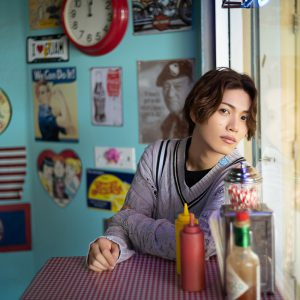 立石俊樹「童心に帰ったような感覚すらある」 自身初の写真集が発売 イメージ画像