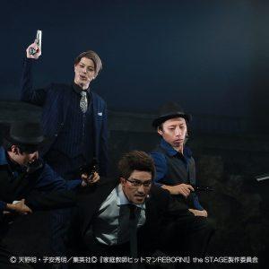 リボステ第4弾『-隠し弾(SECRET BULLET)-』が開幕 公演レポート&舞台写真が到着 イメージ画像