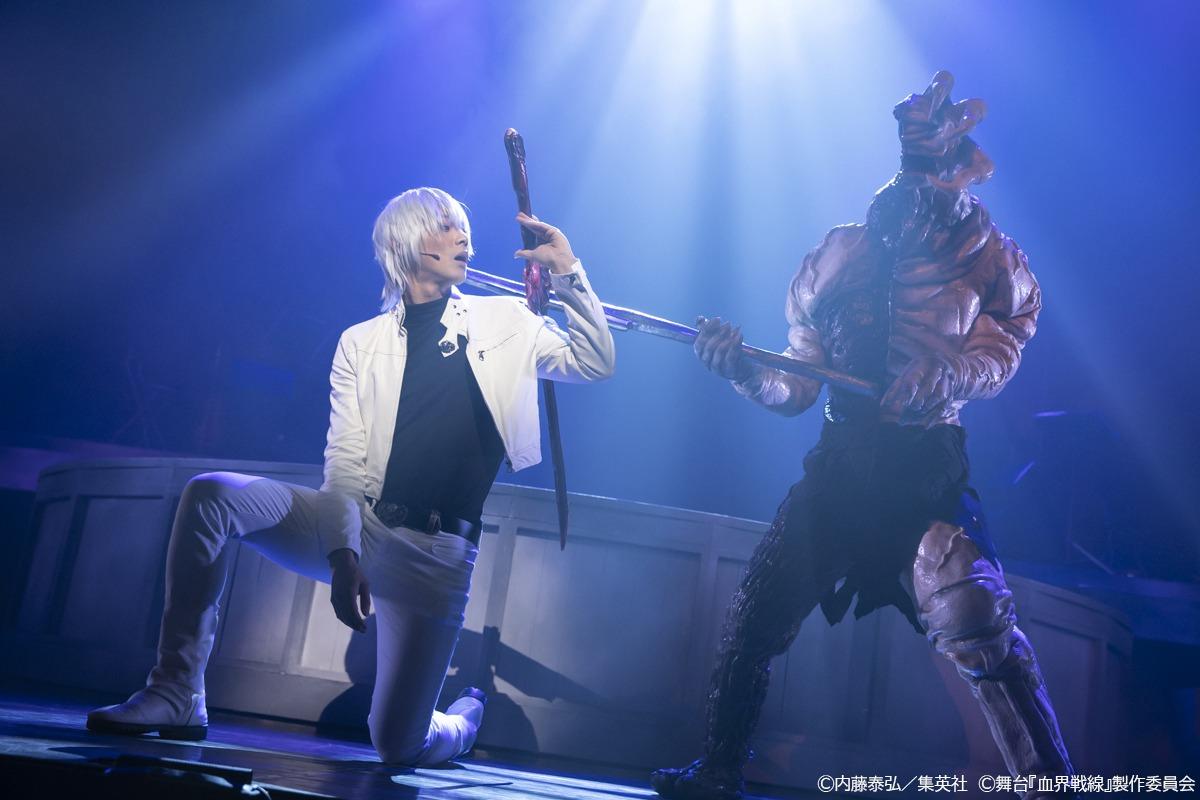 """ヘルサレムズ・ロットの""""超常日常"""" 舞台『血界戦線』Beat Goes On開幕 イメージ画像"""