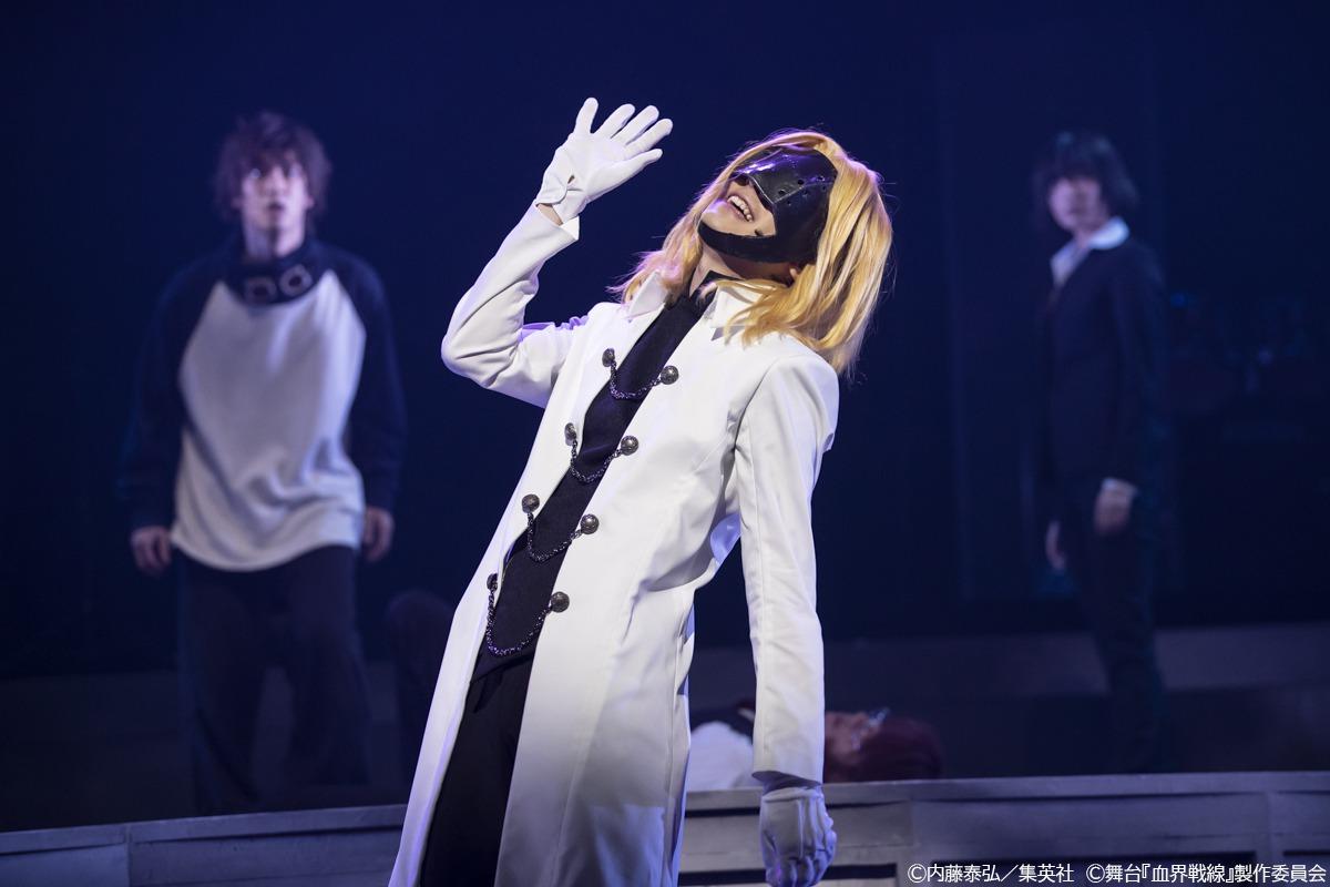 舞台『血界戦線』Beat Goes On 百瀬朔、岩永洋昭らキャスト9人からコメント到着 イメージ画像