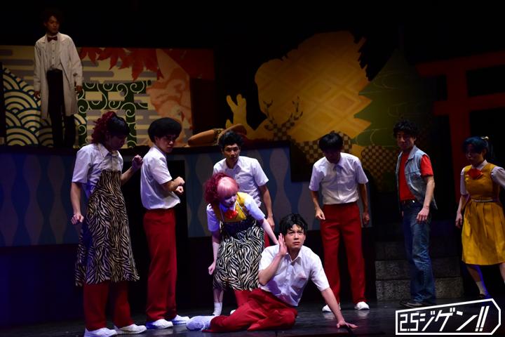 貫録の第3弾、抱腹絶倒のコメディ舞台『ハイスクール!奇面組3』ゲネプロレポート イメージ画像
