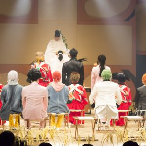 RICE on STAGE「ラブ米」新嘗祭斎行レポートが到着 五穀豊穣に感謝 イメージ画像