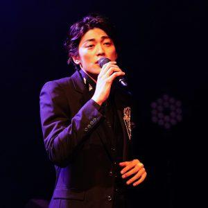 東啓介、自身初のソロコンサート『A NEW ME』公演レポートが到着 イメージ画像