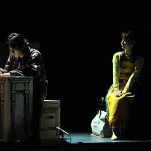 """4組の愛しき""""日常""""にかけられたスパイス 舞台「ホテル アヴニール」ゲネプロレポート イメージ画像"""