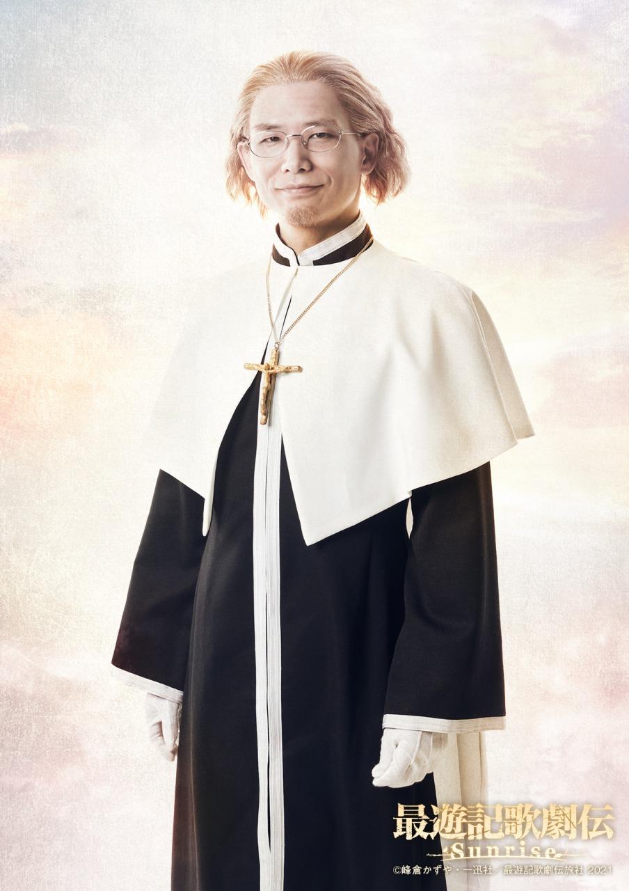 鈴木拡樹主演『最遊記歌劇伝-Sunrise-』メインビジュアルが解禁 イメージ画像