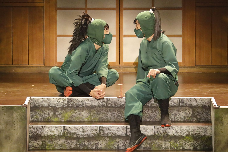 忍ミュ第11弾「忍術学園学園祭 2021」が東京・大阪で開催決定 イメージ画像