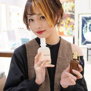 星元裕月&杉江大志、オリジナルの香水作り体験 出来上がった香りは? イメージ画像