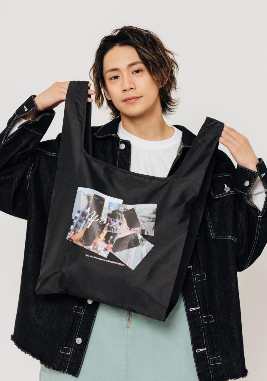"""前川優希がヴィレヴァンとコラボ、自身が監修したアパレル""""yuukiiro""""発売 イメージ画像"""