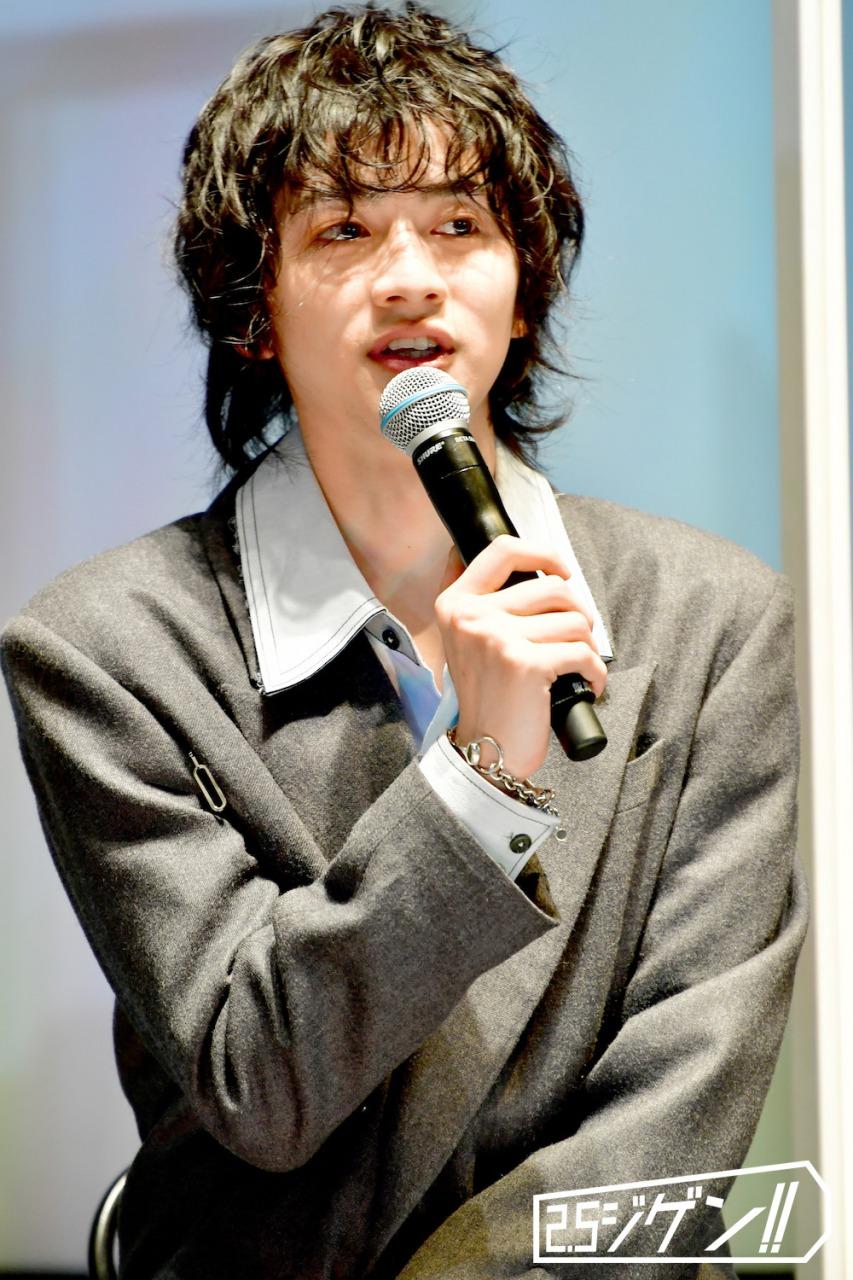 """立石俊樹、共演者からの""""お姉さんいじり""""は「自業自得でした」 映画「ツナガレラジオ」トークイベント イメージ画像"""