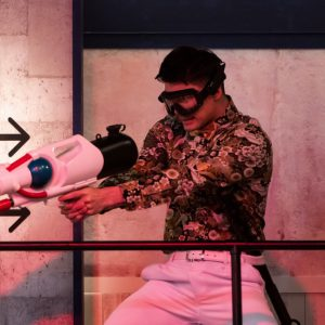 """住民たちが""""スーパーVRゲーム""""で奮闘 「サクセス荘3」第4回あらすじ&場面カット公開 イメージ画像"""