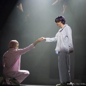 ミュージカル「DREAM!ing」東京公演が開幕、舞台写真公開【ソロショット多数】 イメージ画像