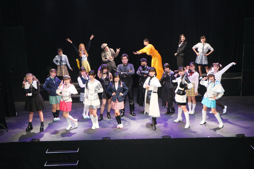舞台「時空警察SIG-RAIDER 彷徨~エトランジェ~」計4公演がライブ配信 イメージ画像