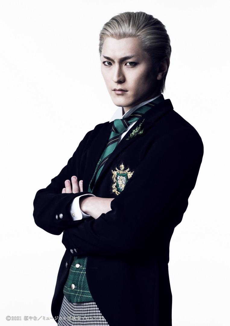 ミュージカル「黒執事」〜寄宿学校の秘密〜、全16キャラのビジュアル公開 イメージ画像