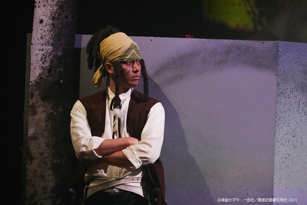 『最遊記歌劇伝-Sunrise-』開幕、大阪公演・ゲネプロ舞台写真が公開 イメージ画像