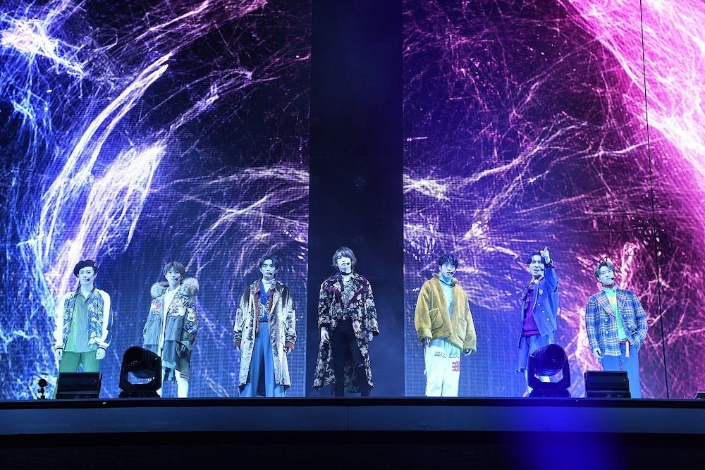 7ORDERの写真展が開催、武道館でのパフォーマンスからステージ裏側まで イメージ画像