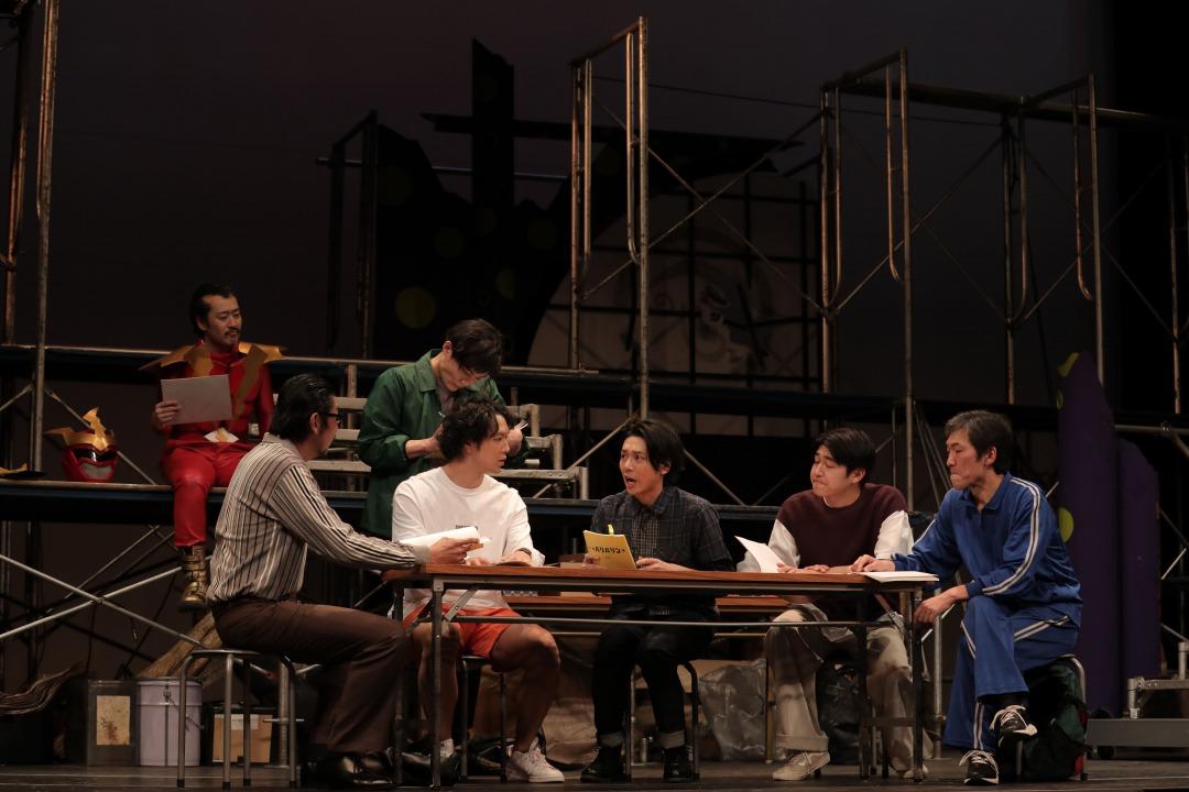 富田翔「全身全霊、生き抜きます」 舞台「知恵と希望と極悪キノコ」舞台写真&コメント到着 イメージ画像