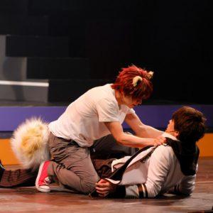 キュアステ「SHUFFLE REVUE」公演レポート アニドルとしてステージに立つために… イメージ画像