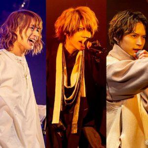 生バンドで歌唱 植田圭輔・大平峻也・北村諒・立石俊樹らによる「2.5次元 LIVE SHOW」 イメージ画像
