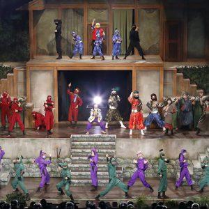 忍ミュ初、ドクタケ主役のスピンオフ作品 春のファン感謝祭が21年3月開催 イメージ画像
