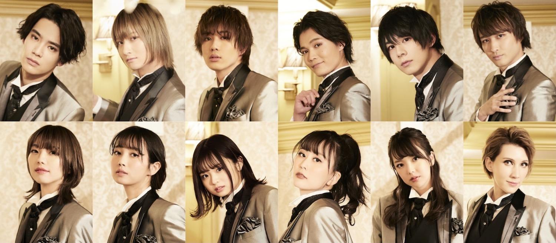 秋葉友佑・生田輝主演「THE SHOW TINE」、タキシード姿のキービジュアル公開 イメージ画像