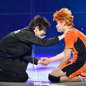演劇「ハイキュー!!」5年半続くシリーズ集大成、最終公演が開幕 過去から現在、そして未来へ… イメージ画像
