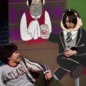佐藤流司が魅せる、スタイリッシュな喪黒福造 「笑ゥせぇるすまん」THE STAGEゲネプロレポート イメージ画像
