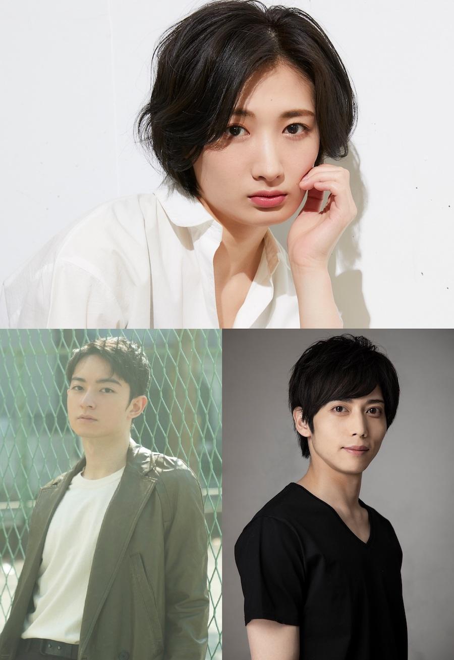 染谷俊之が憧れの先輩役に、「イケメンヴァンパイア」のスピンオフ実写映画が21年夏公開 イメージ画像