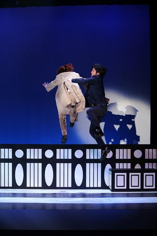 山本一慶「笑いの渦に巻き込みたい」、ミュージカル・コメディ「ラヴ」開幕 イメージ画像