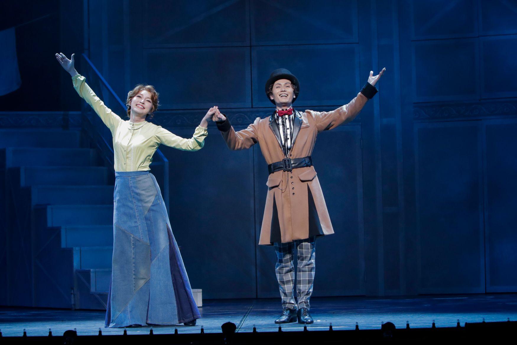 加藤和樹「幸せと喜びを与えられる作品を」 華やかで心躍るミュージカル『BARNUM』開幕 イメージ画像