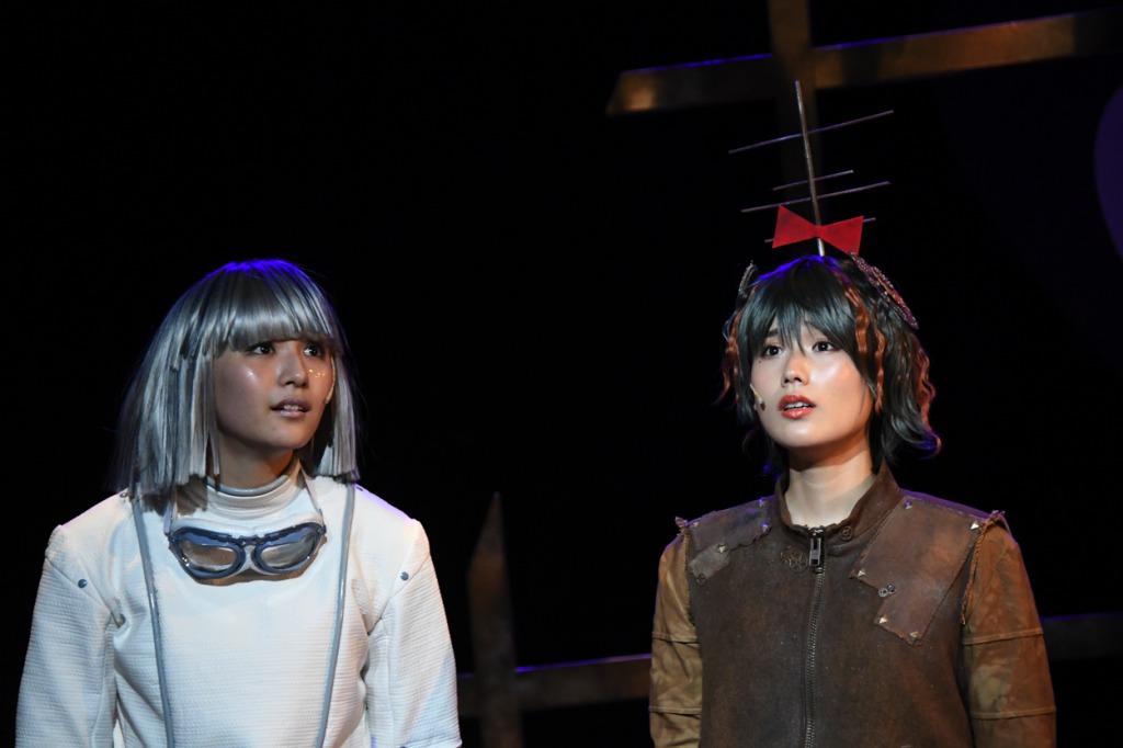 にしのあきひろ原作の音楽劇「Zip&Candy」、キャスト一新で再演決定 イメージ画像