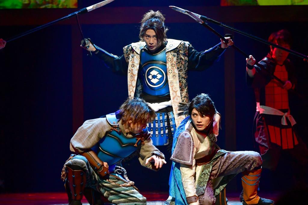 交錯するそれぞれの正義と葛藤、怒涛のアクションで描く舞台「双牙〜ソウガ〜」新炎 開幕 イメージ画像