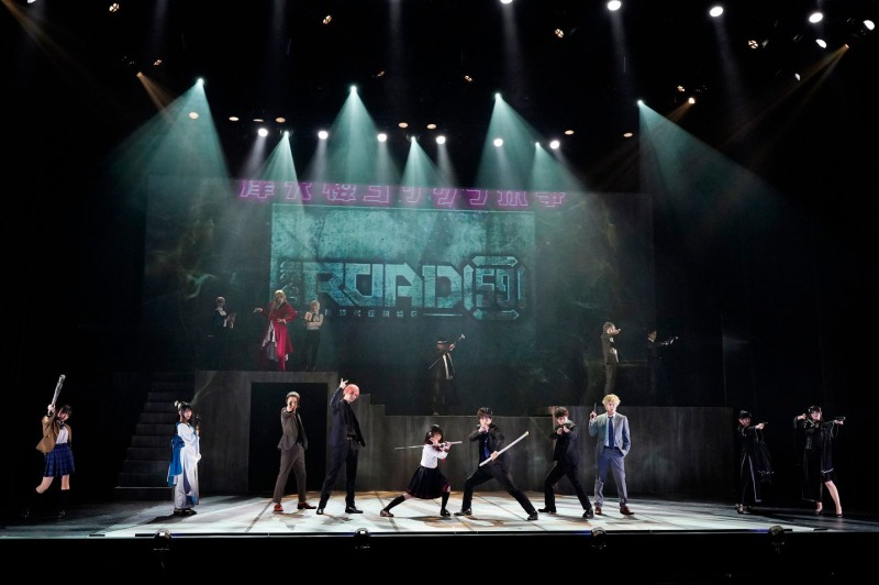 君沢ユウキ、目標は「in武道館です」 舞台「ROAD59」摩天楼ヨザクラ抗争が開幕 イメージ画像