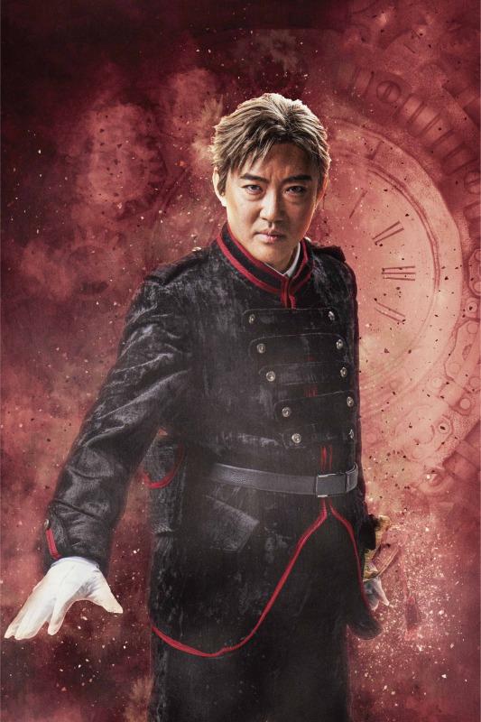 『MARS RED』太田基裕・中村誠治郎・糸川耀士郎らキャラクタービジュアル第1弾が公開 イメージ画像