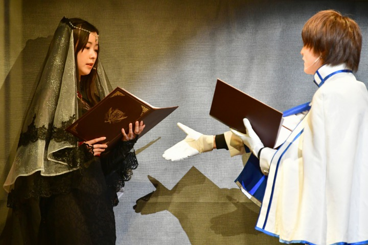 声優×俳優の相乗効果で描く、運命に立ち向かう物語 「朗読劇 ドラゴンギアス」ゲネプロレポート イメージ画像