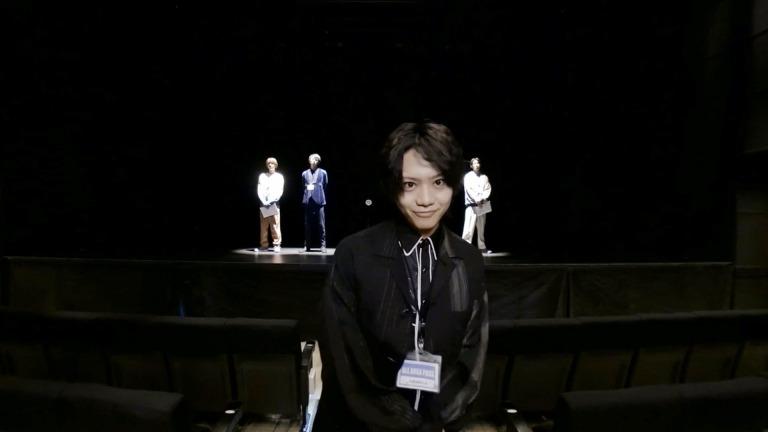 黒羽麻璃央・佐藤流司ら出演、VR専用演劇シリーズ第1弾「SPOOKY!!」場面写真が公開 イメージ画像